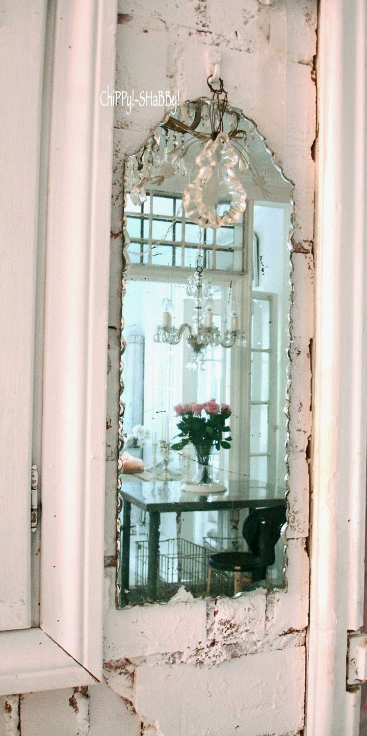 Oude Badkamer Spiegels ~ vintage spiegel oude spiegels simpele vintage spiegel spiegel badkamer