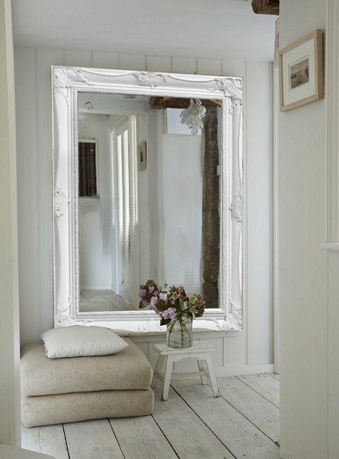 Spiegel in de hal interieur insider for Spiegel in spiegel