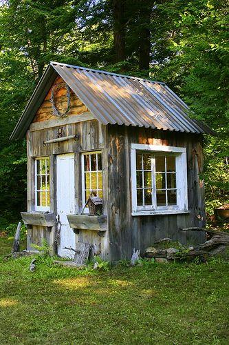 Voordelen van een tuinhuisje interieur insider for Cute houses inside