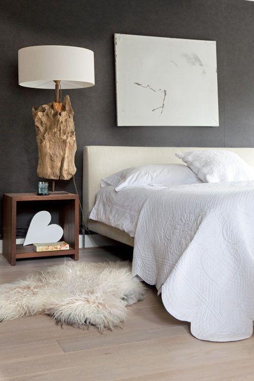 Slaapkamer ideeen kleuren slaapkamers 10 idee n voor een slaapkamer met wit roze en grijs - Kleur zen kamer ...