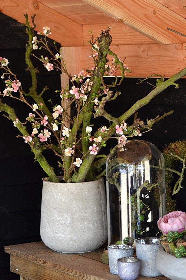 Lentetakken decoratie interieur insider for Decoratie in vaas