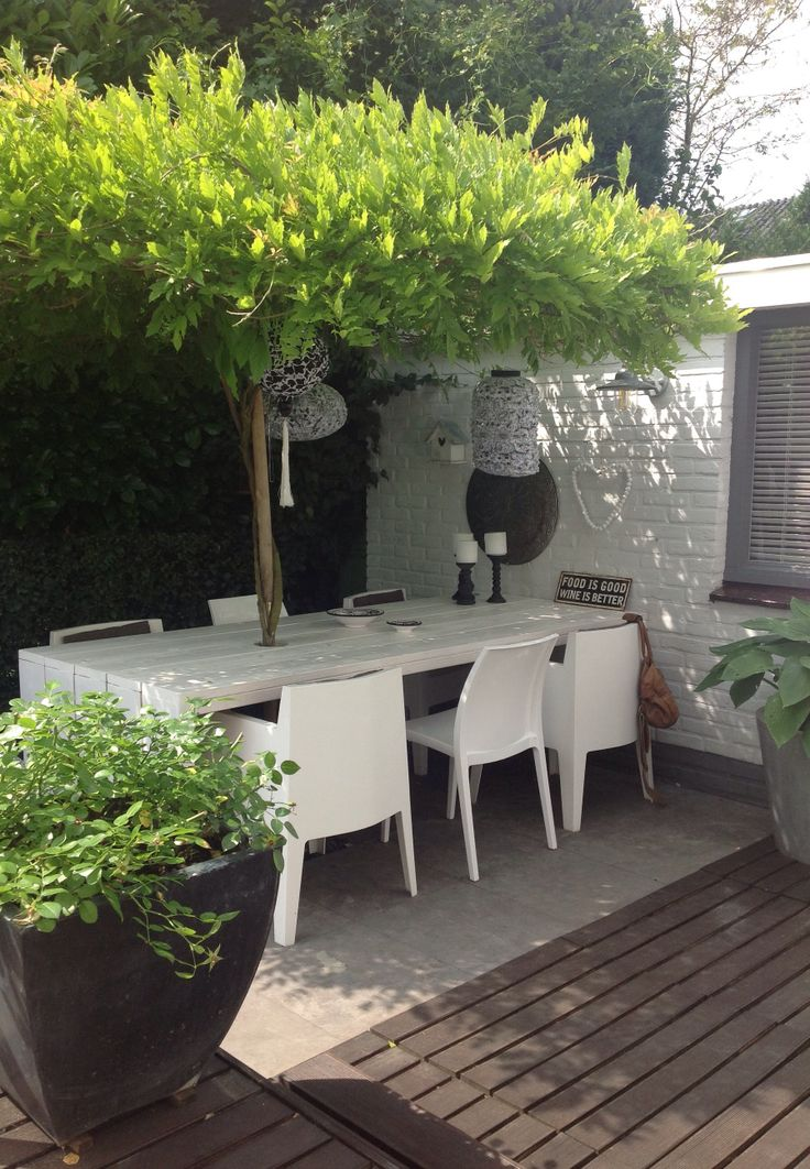 Meubels voor in de tuin  Interieur Insider # Wasbak Tuin_232458