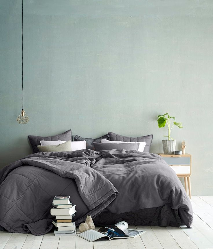 kleur slaapkamer kiezen - interieur insider, Deco ideeën