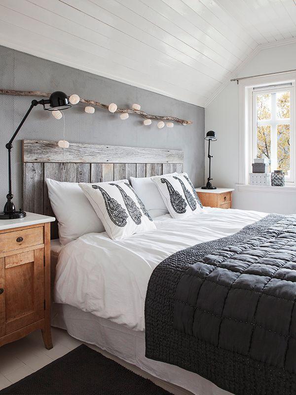 slaapkamer muur : voor extra sfeer & gezelligheid in jouw slaapkamer ...