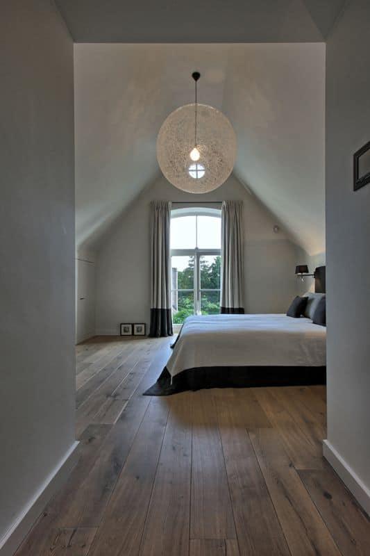 Vloer in slaapkamer - Interieur Insider
