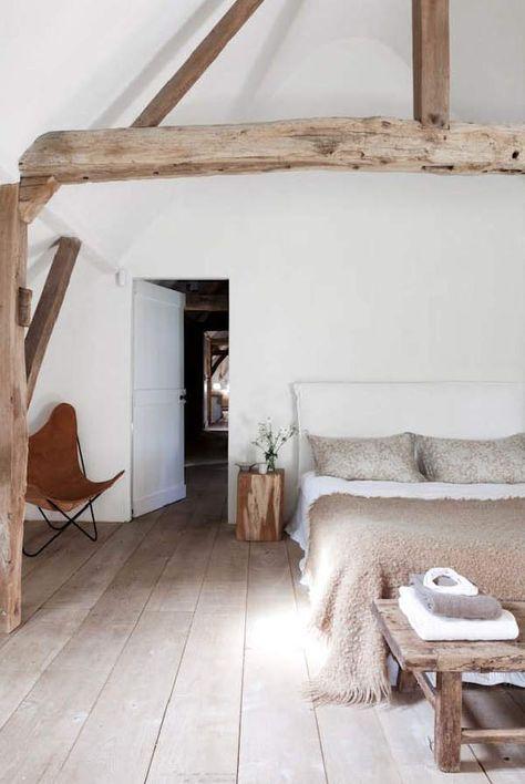 Vloer in slaapkamer inspiratie tips 2018 for Slaapkamer landelijk modern