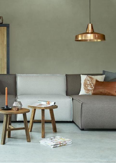 voorbeelden ruime zithoek. Black Bedroom Furniture Sets. Home Design Ideas