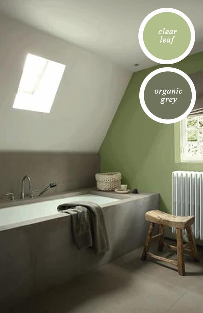 Frisse kleuren badkamer — InteriorInsider.nl