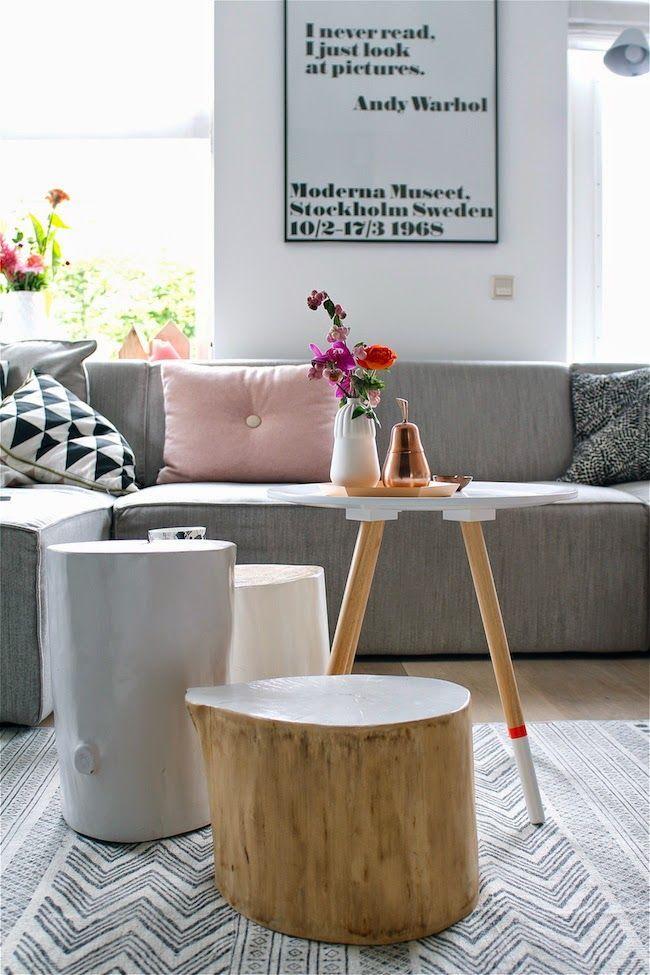 Bank met kussens combinatie — InteriorInsider.nl