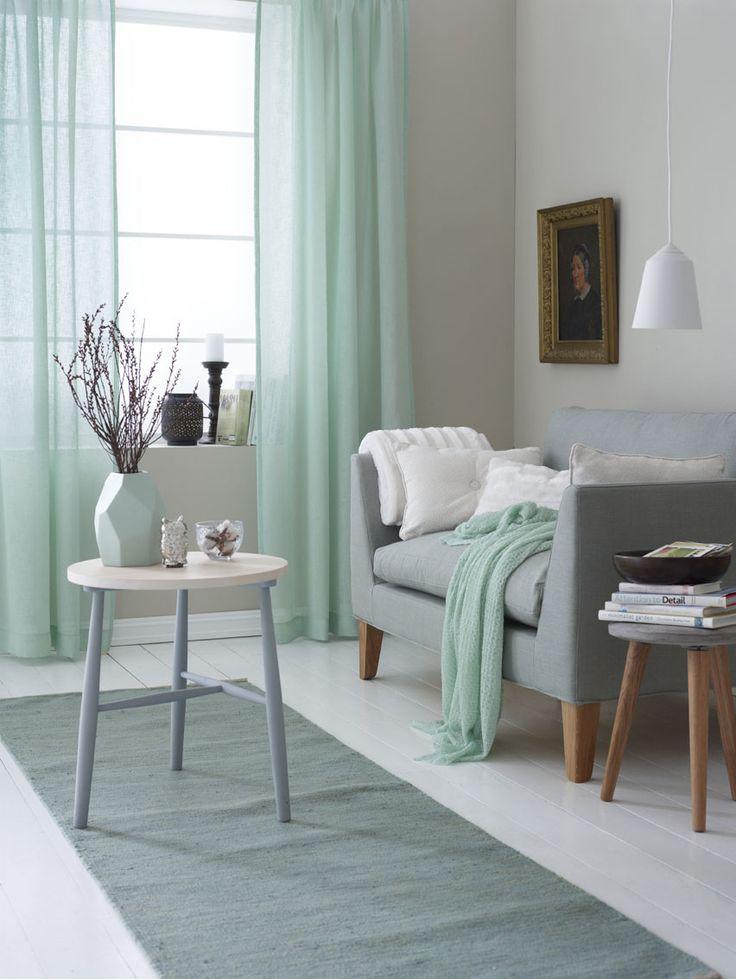 lichte gordijnen slaapkamer  interieur insider, Meubels Ideeën