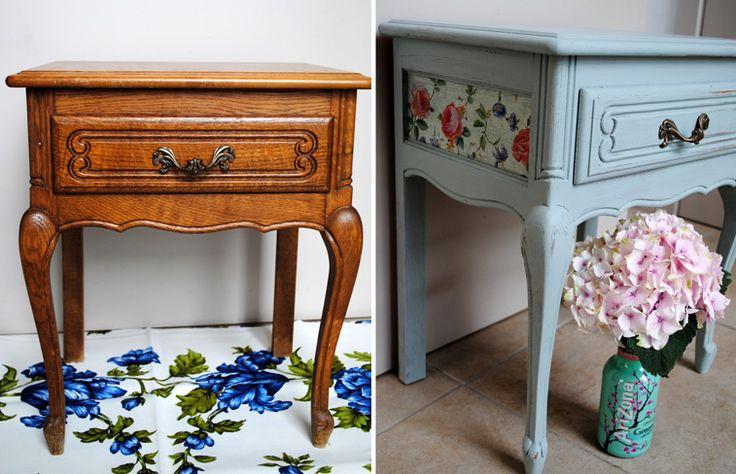Oude meubels opknappen - Interieur Insider