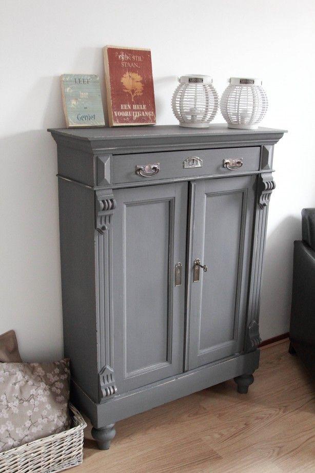 Oude meubels opknappen - Meubels om zelf te schilderen zelfs ...