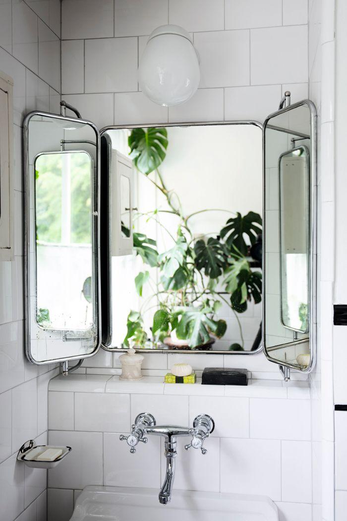 Spiegel in de badkamer — InteriorInsider.nl