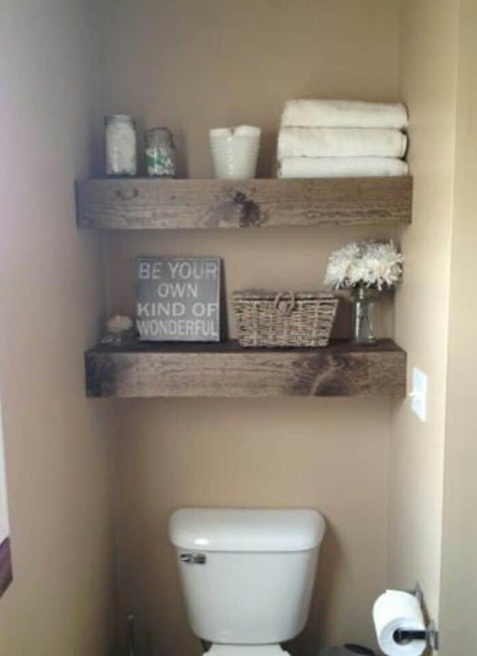 Wc gezellig maken interieur insider - Behang voor toiletten ...