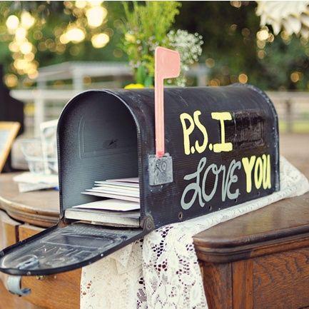 Leuke brievenbussen