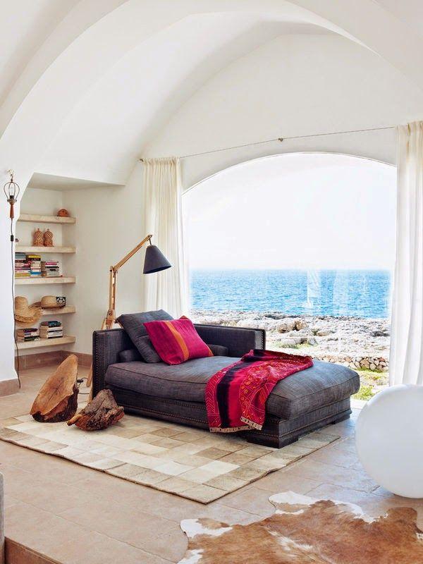 Chaise longue in woonkamer of slaapkamer interieur insider for Chaise longue interiores
