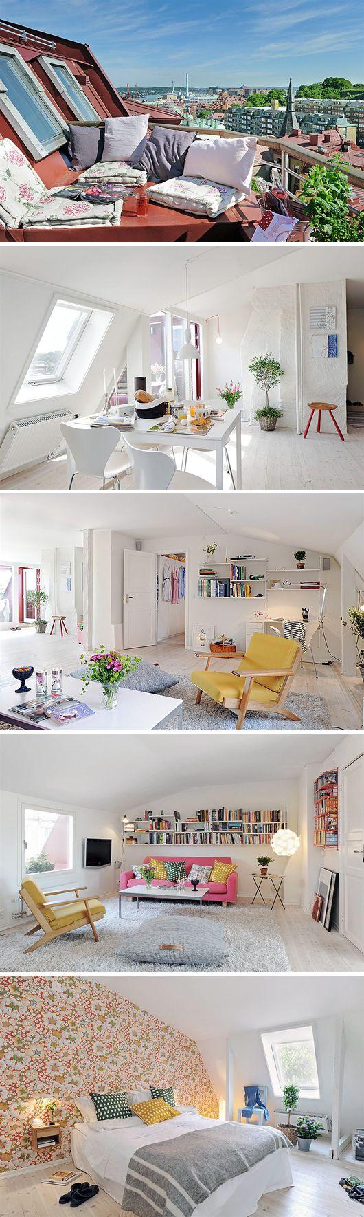 Zweeds interieur voorbeelden