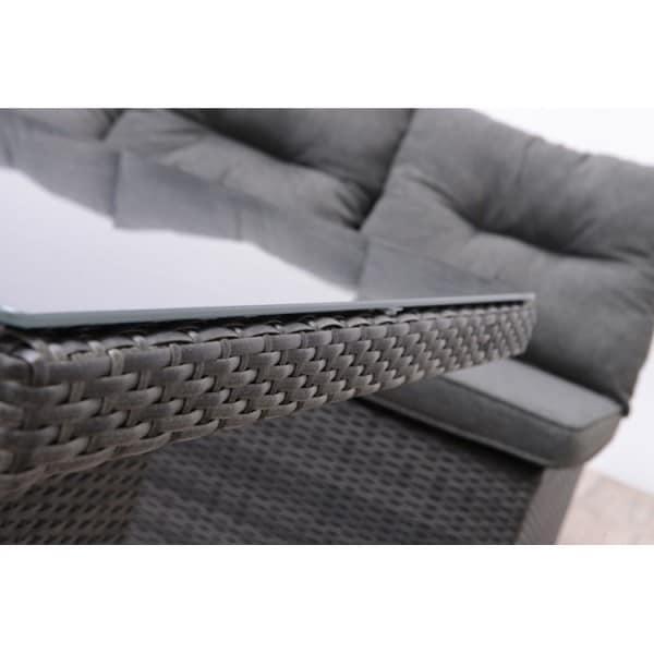 Loungeset materialen