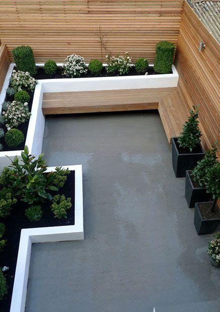 voorbeeldtuinen kleine tuin