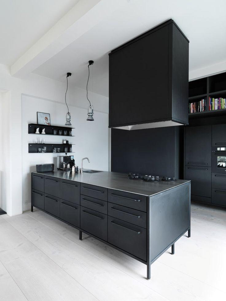 Design keukens hebben altijd een persoonlijke noot, daarom is het ...