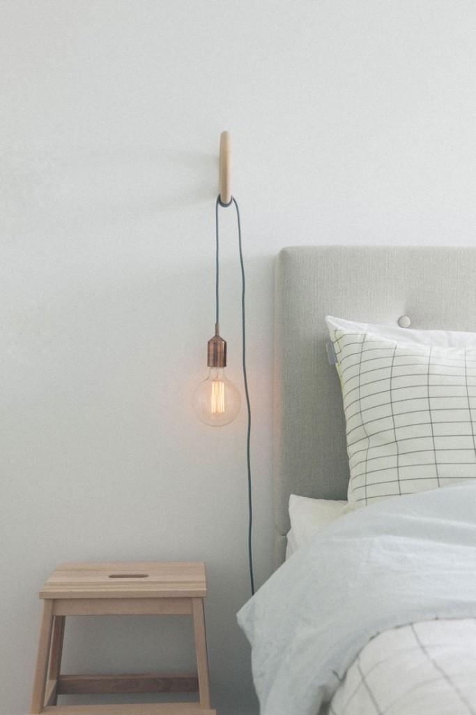 Kooldraad lamp