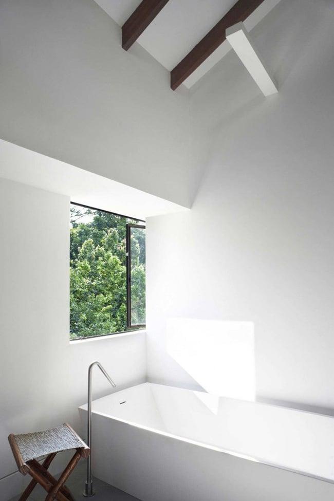 Moderne badkamer - Deco van badkamer design ...