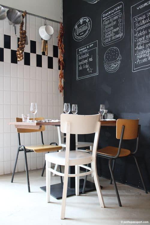 goedkope eettafel met stoelen