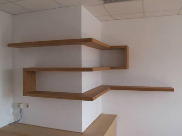 maken van boekenkast