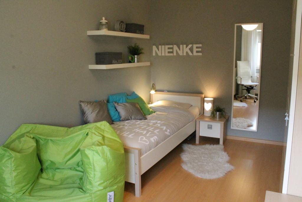 Slaapkamer Inrichten Behang : Meisjeskamer inrichten - Interieur ...