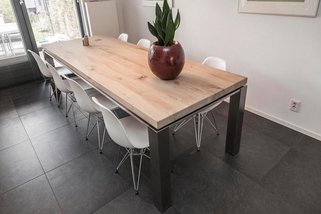 Zelf een tafel maken