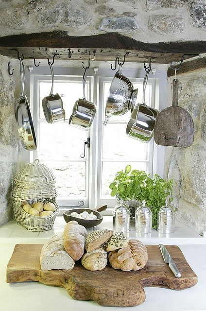 Keuken Cottage Stijl : Rustic Cottage Kitchen