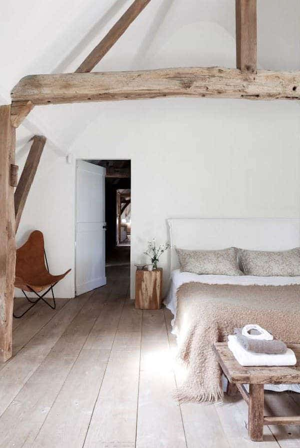 Cottage interieur