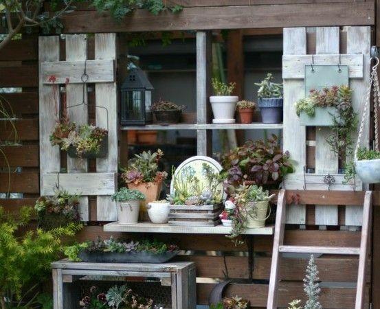 Tuin decoratie idee n onderhoudsvriendelijke tuin i love my interior - Interieur decoratie ideeen ...