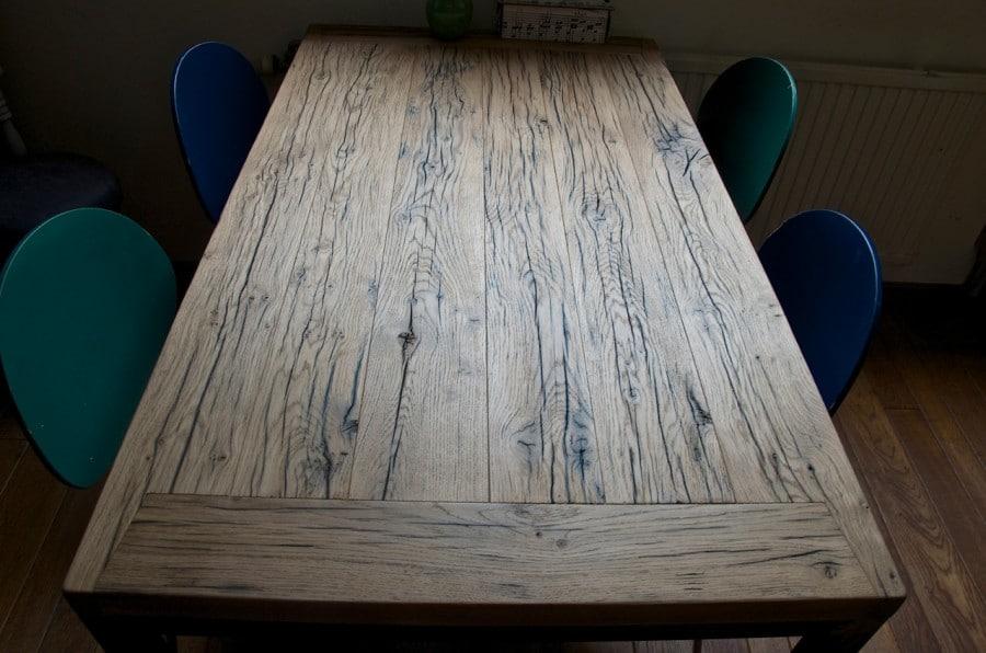 Zelf een tafel maken  u2014 InteriorInsider nl