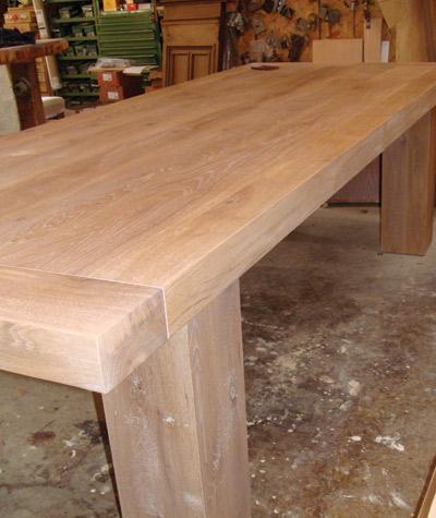 Uitschuifbare tafel zelf maken