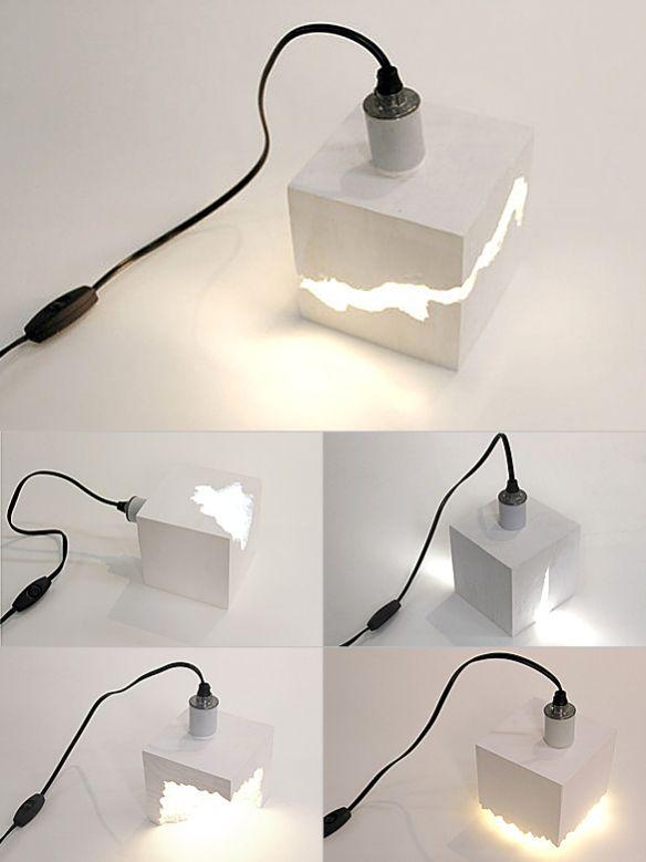 zelf lampenkap maken