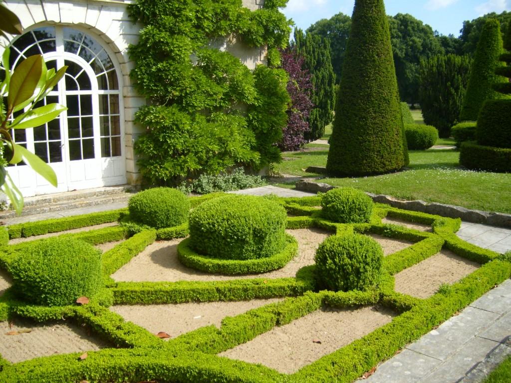 Franse tuin voorbeelden 1