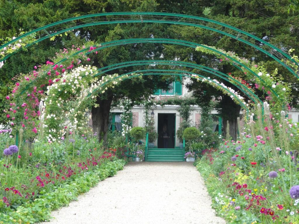 Franse tuin voorbeelden 3