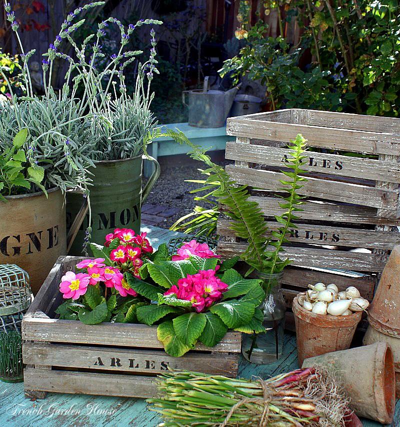 Franse tuin voorbeelden 4