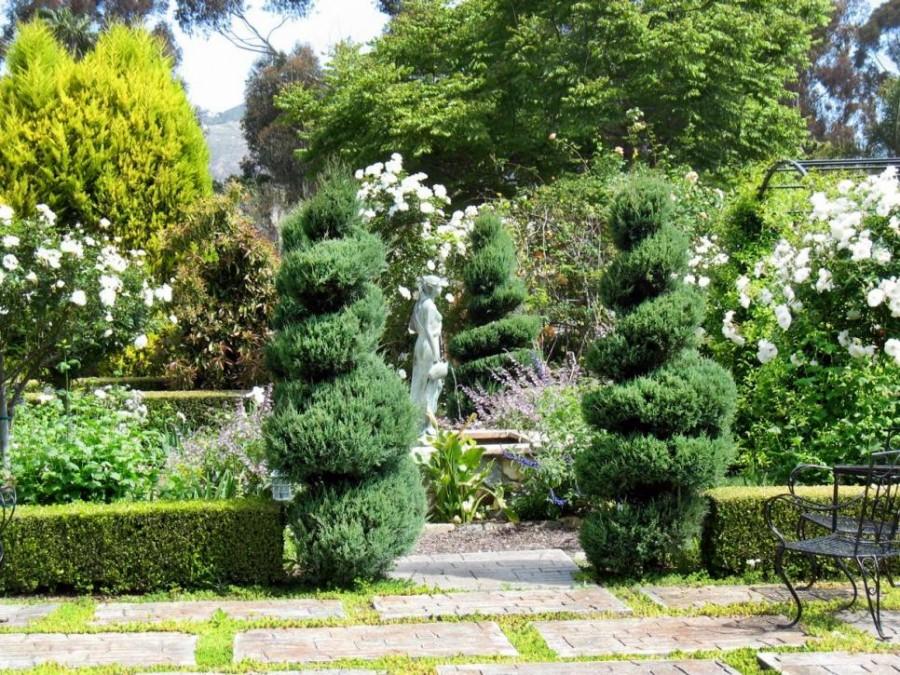 Franse tuin voorbeelden 5