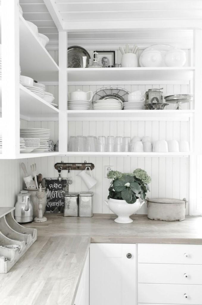 Brocante-keuken