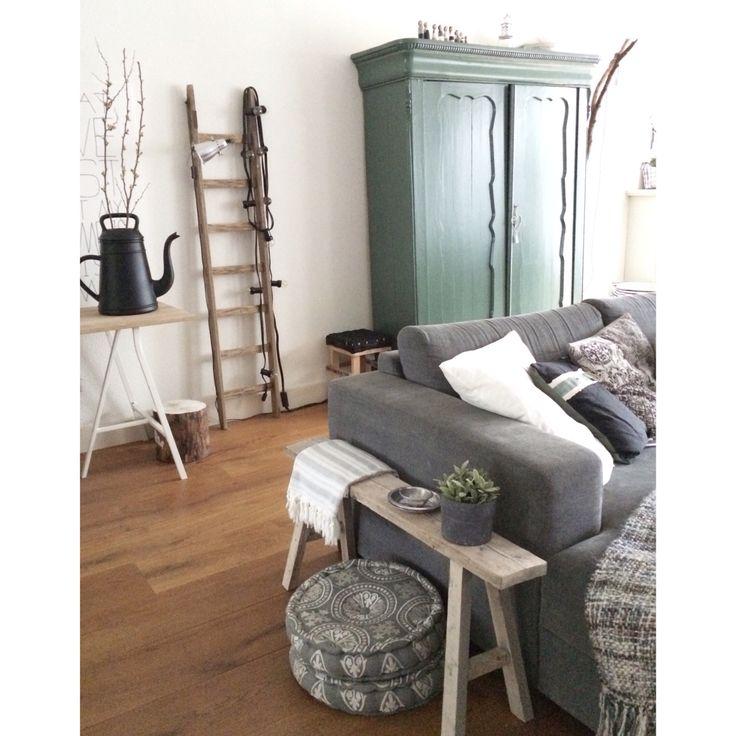 Brocante stijl interieur insider for Brocante woonkamer