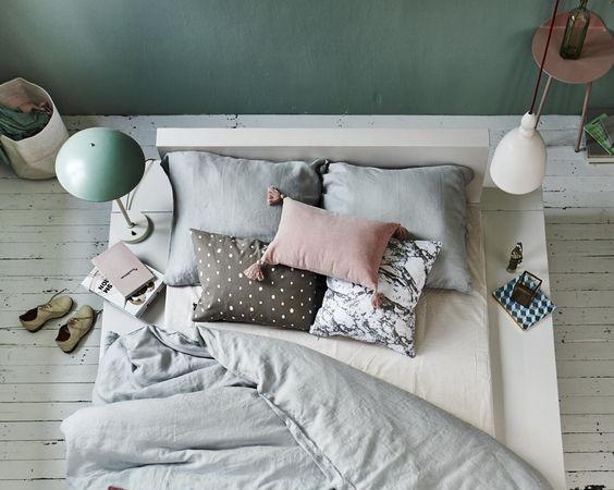 Creëer de perfecte slaapkamer voor een goede nachtrust