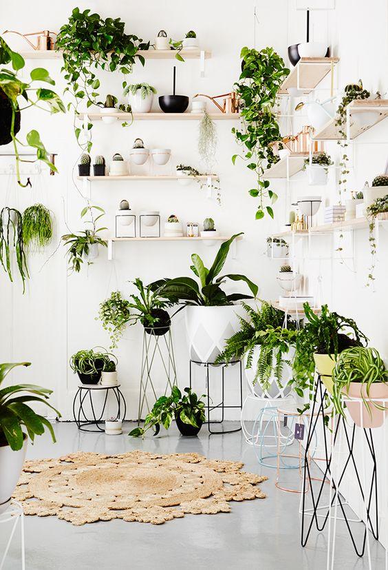 groene woonkamer — InteriorInsider.nl