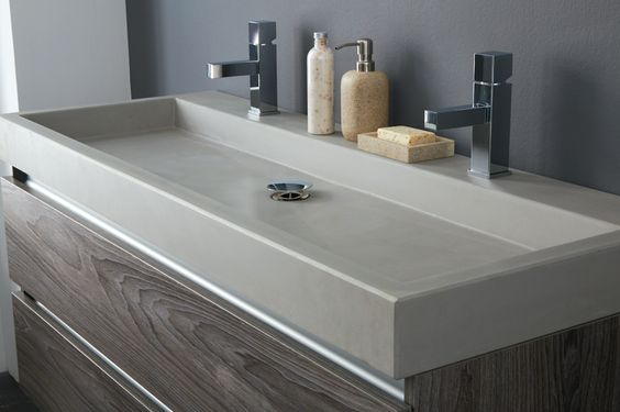 Betonnen wasbak maken  Interieur Insider ~ Wasbak Maken_074958