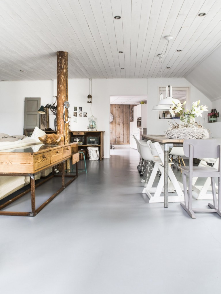 stoere inrichting woonkamer 9