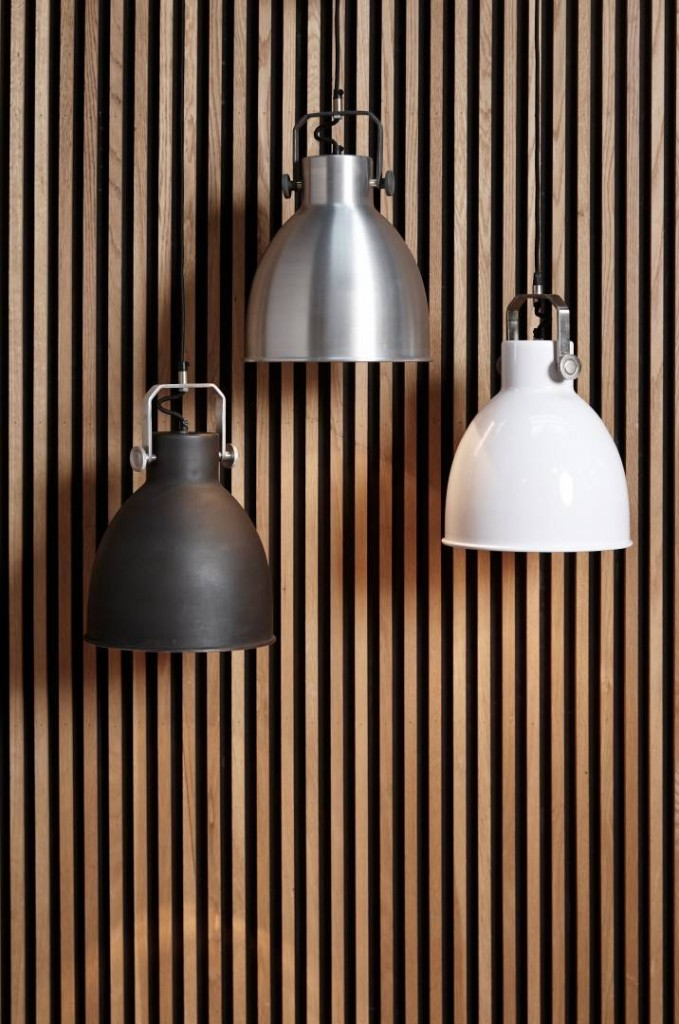 Design lampen in huis 5