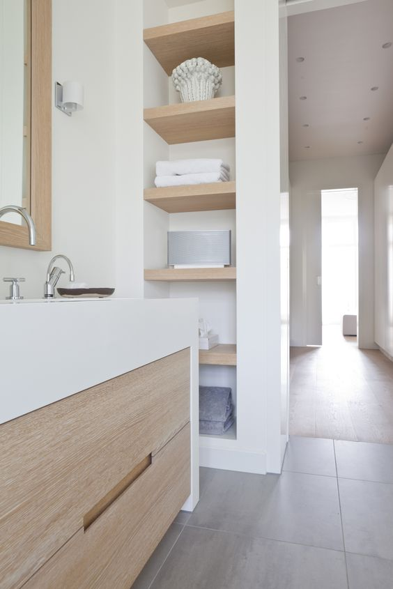 Badkamer renoveren 1