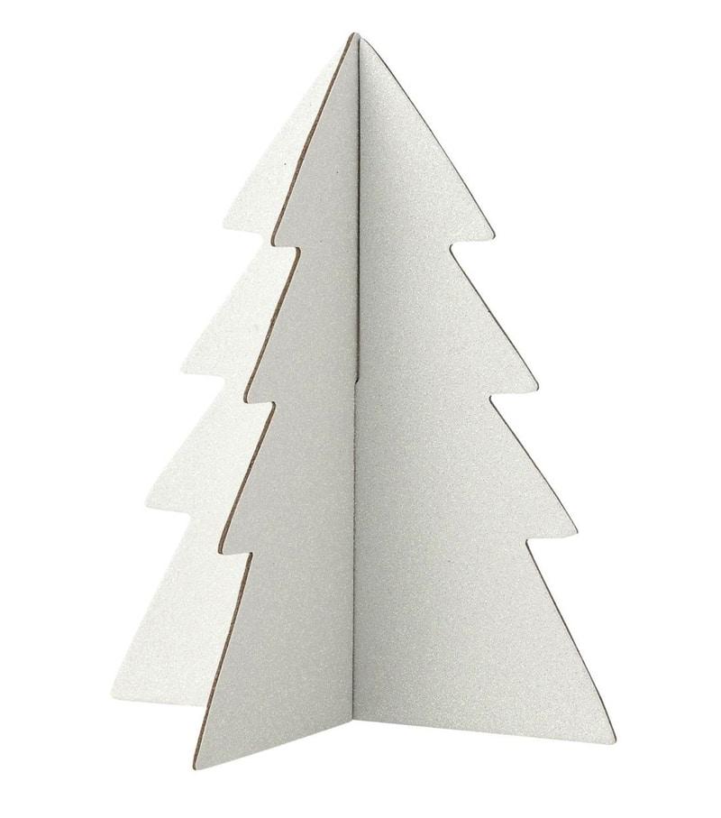 Kerstboom maken van papier 2