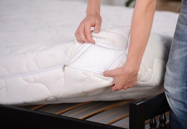 Het kopen van een bedbodem